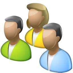 User group Icon | People Iconset | Aha-Soft