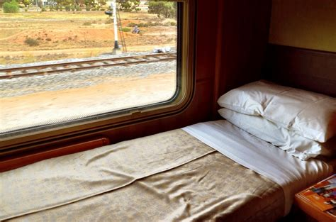 Luxury Experience Onboard the Indian Pacific Train in