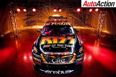 ROCK LEGENDS KISS TEAM UP WITH PENRITE RACING - Auto Action