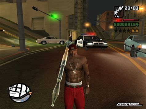 Grand Theft Auto - San Andreas Patch : PC : DOWNLOAD - auf