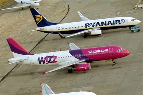 Wizz Air cancels flights to Barcelona, London after