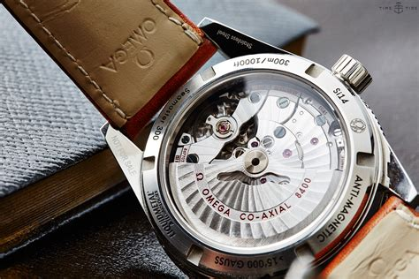 IN-DEPTH: The Omega Seamaster 300 Master Co-Axial - Time