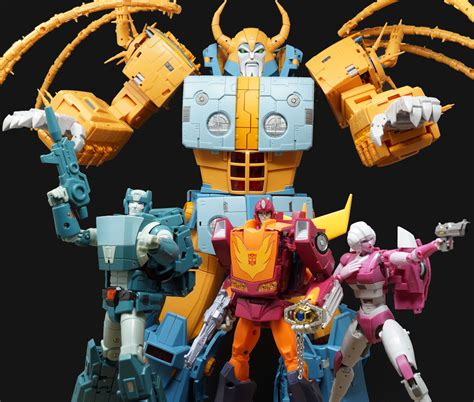 Anime Independent - Transformers Cell (Unicron) Review