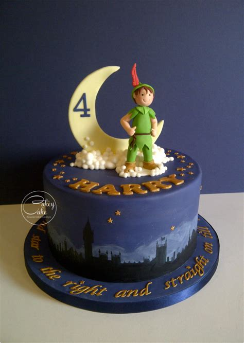 Peter Pan - CakeCentral