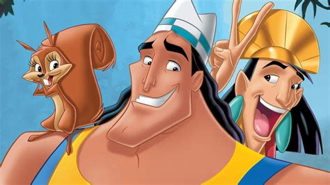The Emperor's New Groove (2000) directed by Mark Dindal