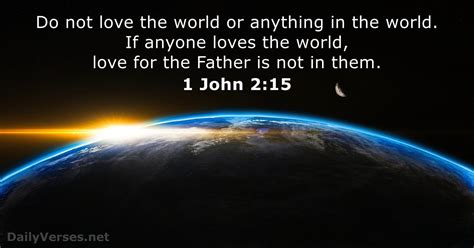 42 Bible Verses about the World - DailyVerses