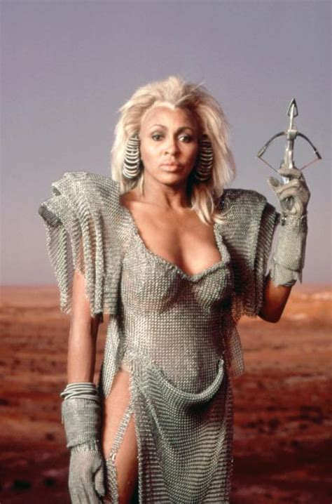 Tina Turner Does To America What She Did To Ike