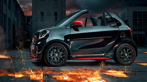 Smart Gets Cheeky With Brabus Fortwo 'Edition Urbanlava
