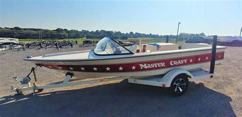 1980 Mastercraft Stars and Stripes For Sale in Winchester