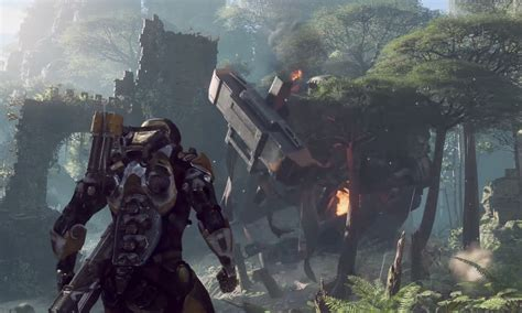 Bioware debuts stunning Anthem gameplay on Xbox One X and