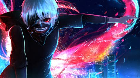 one eye ghoul Full HD Wallpaper and Hintergrund
