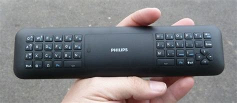 The Philips 2013 Smart TV System – Remote and App Controls