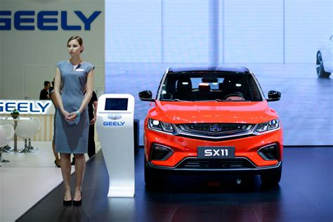 Global Debut of Geely Newest Crossover, New Models