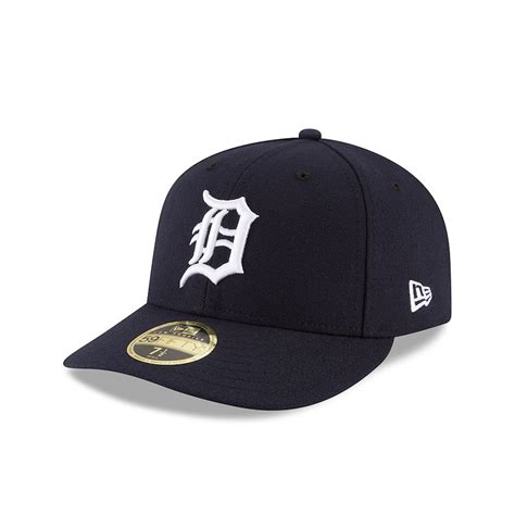 Detroit Tigers New Era Authentic Collection Home On-Field