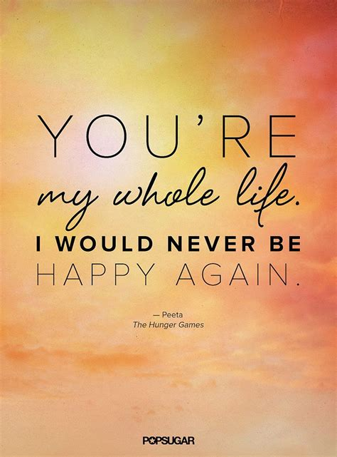 Quotes About Love: ♥ Love inspiration from The Hunger
