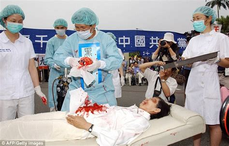 China's $1bn illegal organ trafficking trade exposed in