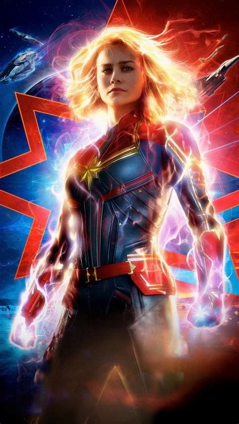 Captain Marvel 2019 4K Wallpapers   HD Wallpapers   ID #26844