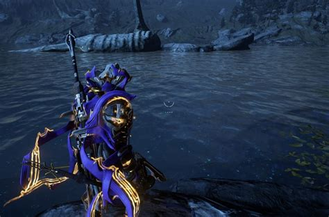 Warframe - How To Quickly Catch Rare Fish On The Plains Of