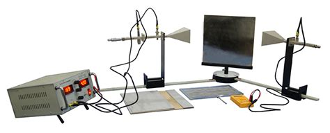 Microwave Optics System | Reflection and Refraction