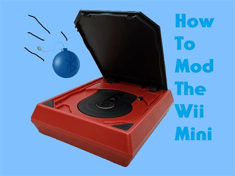 How To: Mod the Wii Mini - Hackinformer