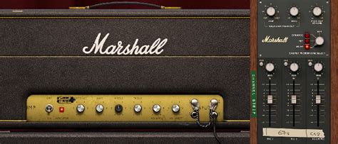 Softube Releases 2 New Marshall-Branded Amp Plug-Ins : Ask