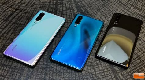 Hands On - Huawei P30 Pro, P30 and Freelace - Legit Reviews