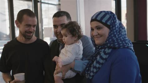 Jack Dorsey: 'We benefit from immigration' - Video - Tech