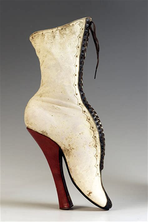 A foot in the past: historic shoes go on display | Fashion