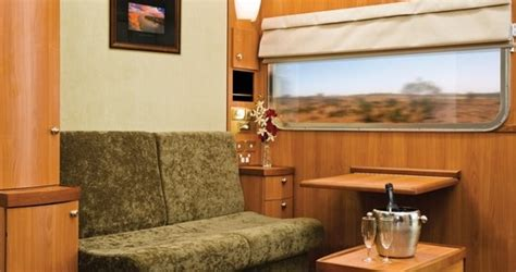 The Ghan | Platinum Service | Goway Travel