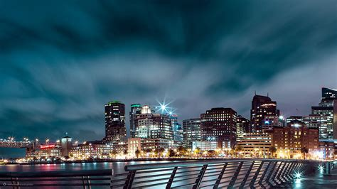 San Francisco Nightscape Wallpapers   HD Wallpapers   ID
