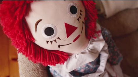 Real Story Annabelle the Doll Scariest Haunted Doll - YouTube